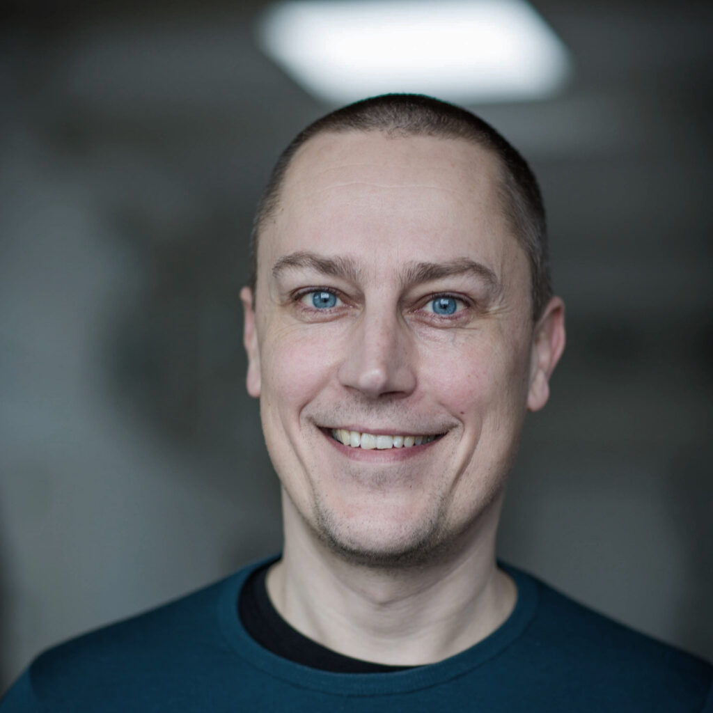 Anders Toft Arkitekt maa ph.d. Kendt fra DR1 programmet Made in Denmark