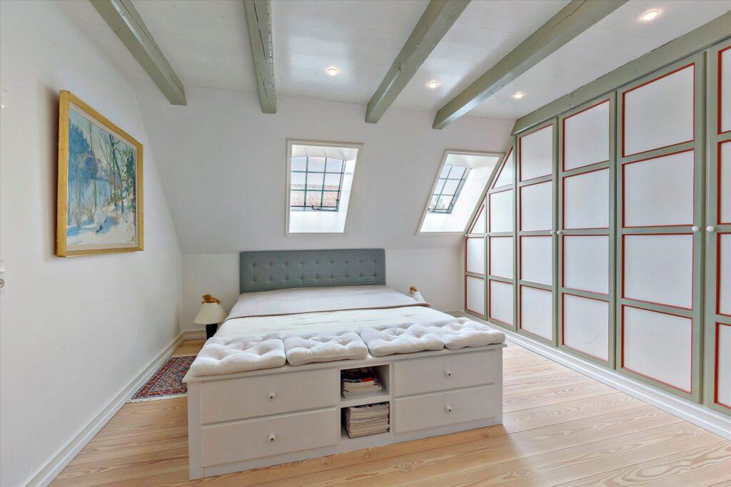 smukt soveværelse, Beautiful room