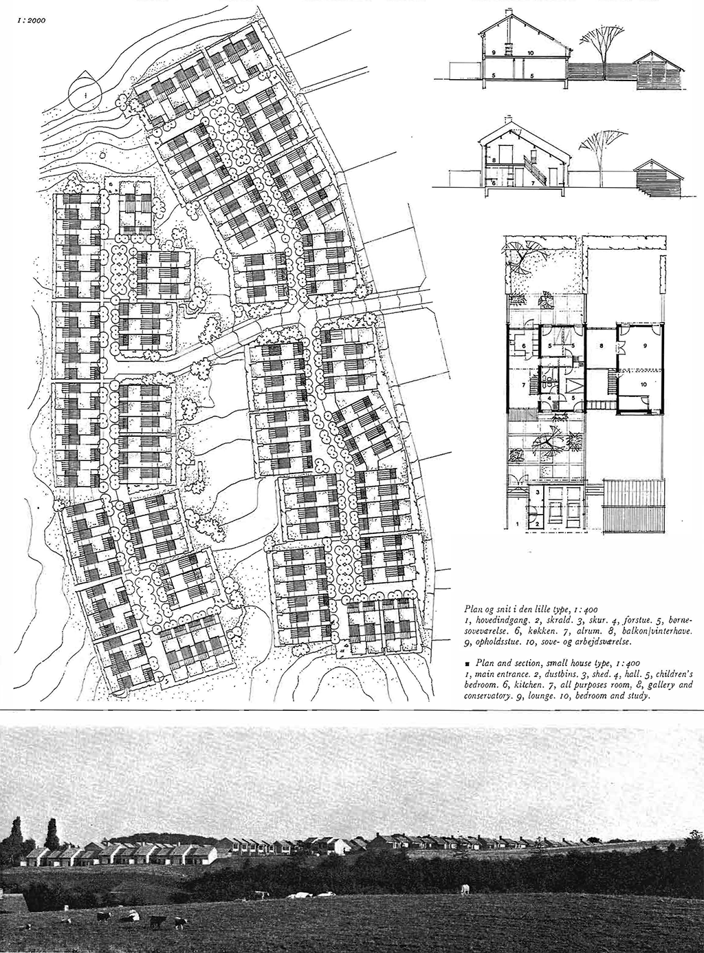 Gassehaven bebyggelsesplan
