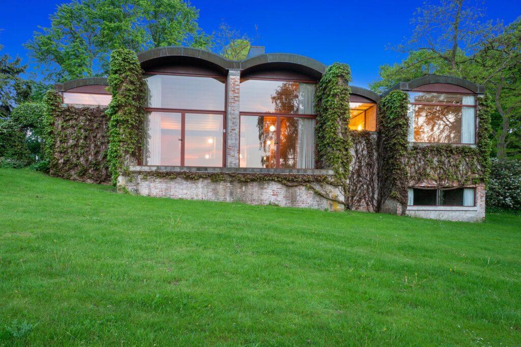Bornebusch villa til salg, Arkitekttegnet hus til salg, Danmarks smukkeste huse