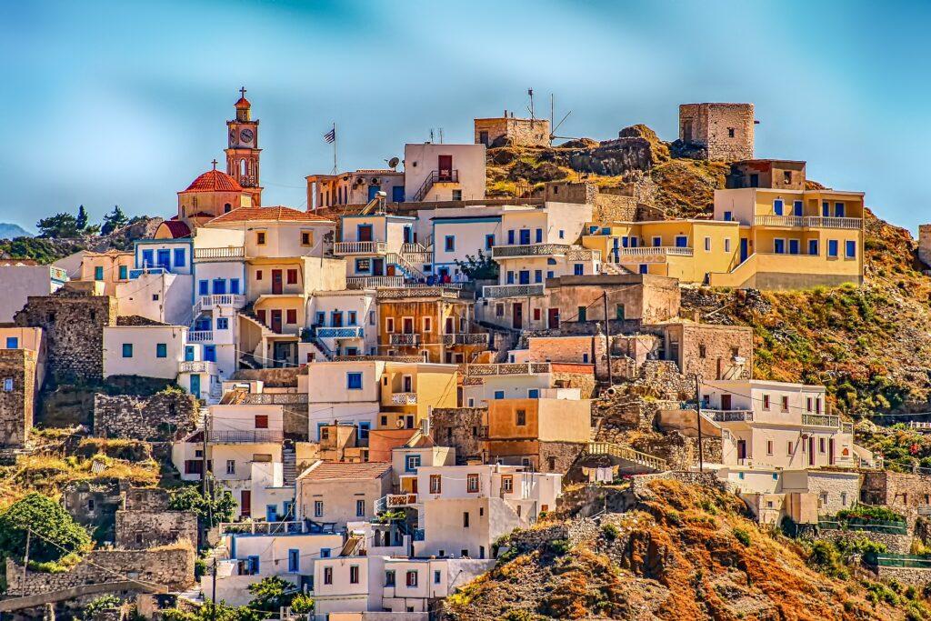 Bjerg landsby