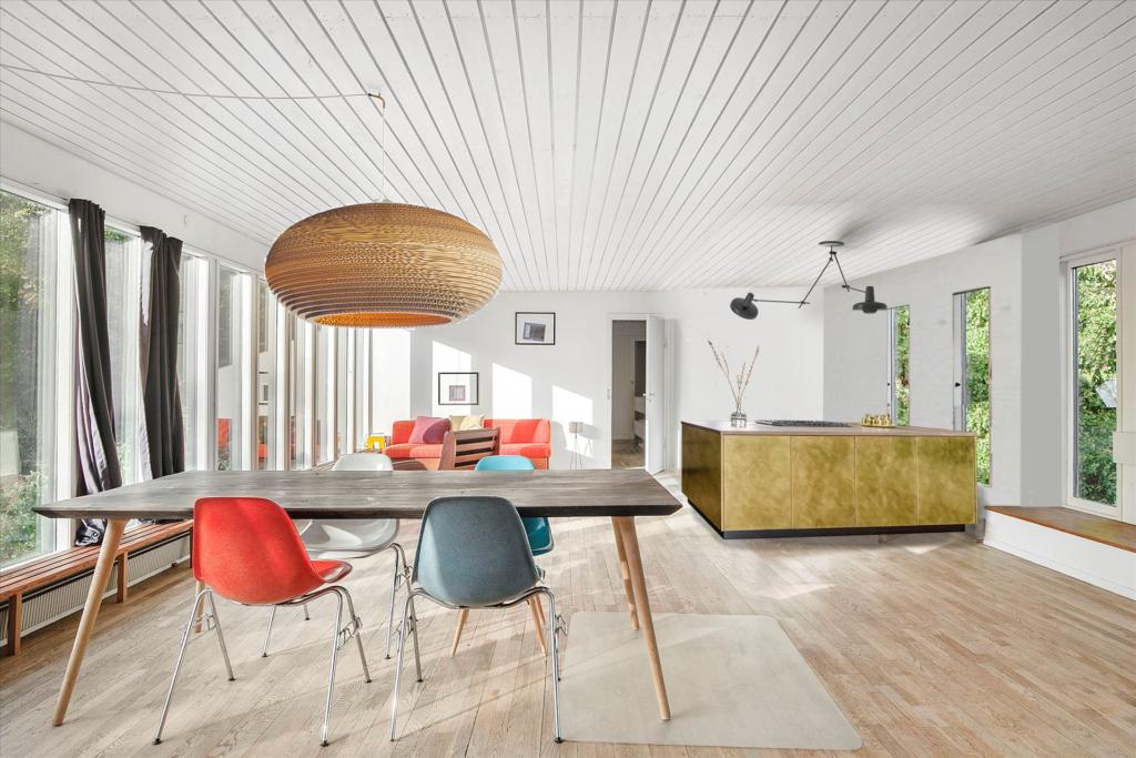 arkitekttegnet 60'er villa, photoshop makeover