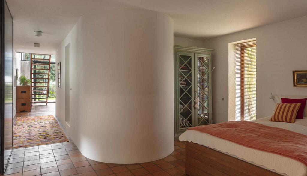 Niels Fagerholt arkitekttegnet villa i Rungsted. Adam Schnack