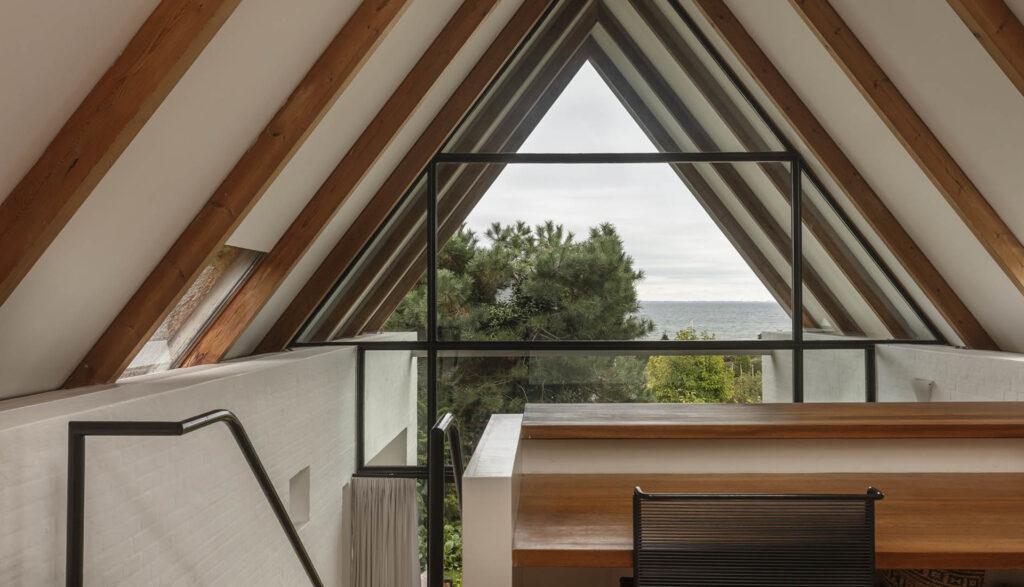 Niels Fagerholt arkitekttegnet villa i Rungsted