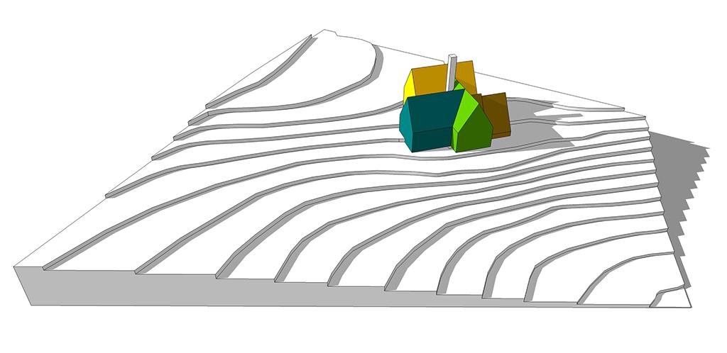 arkitekt diagram terræn