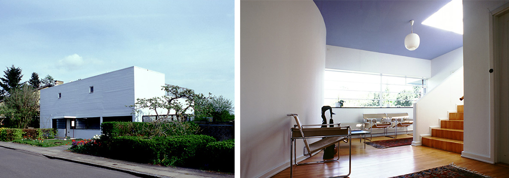 Mogens Lassen, funkisvilla, funktionalisme, arkitekttegnet villa
