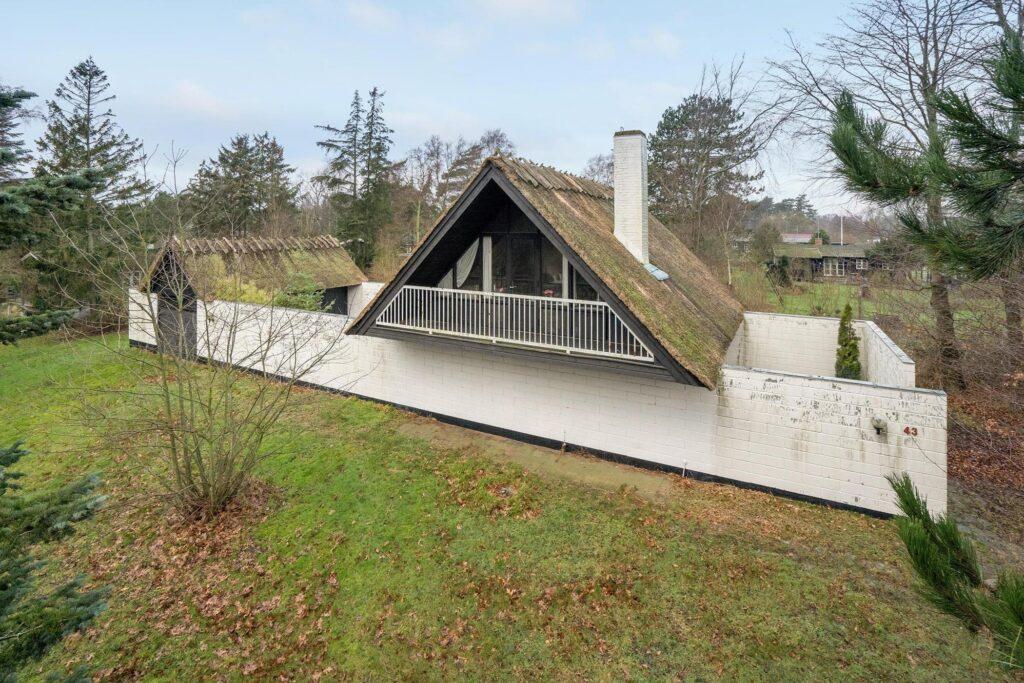 Gårdhavehus, fritidshus til salg på Fyns Hoved