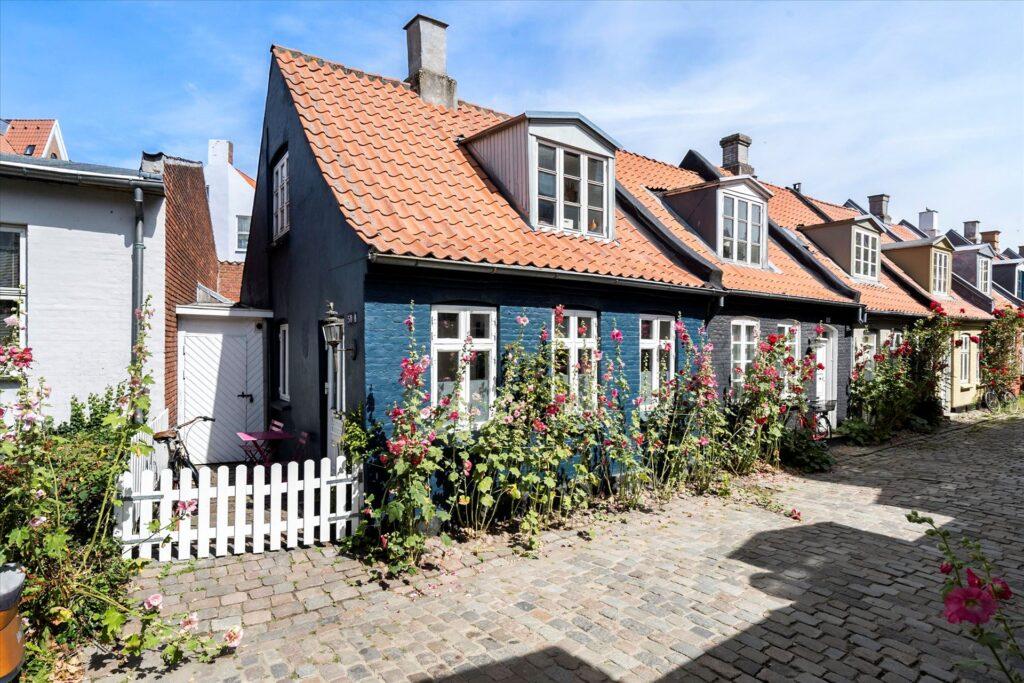 Hus på Møllestien i Aarhus til salg