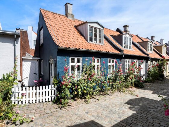 Møllestien, Aarhus