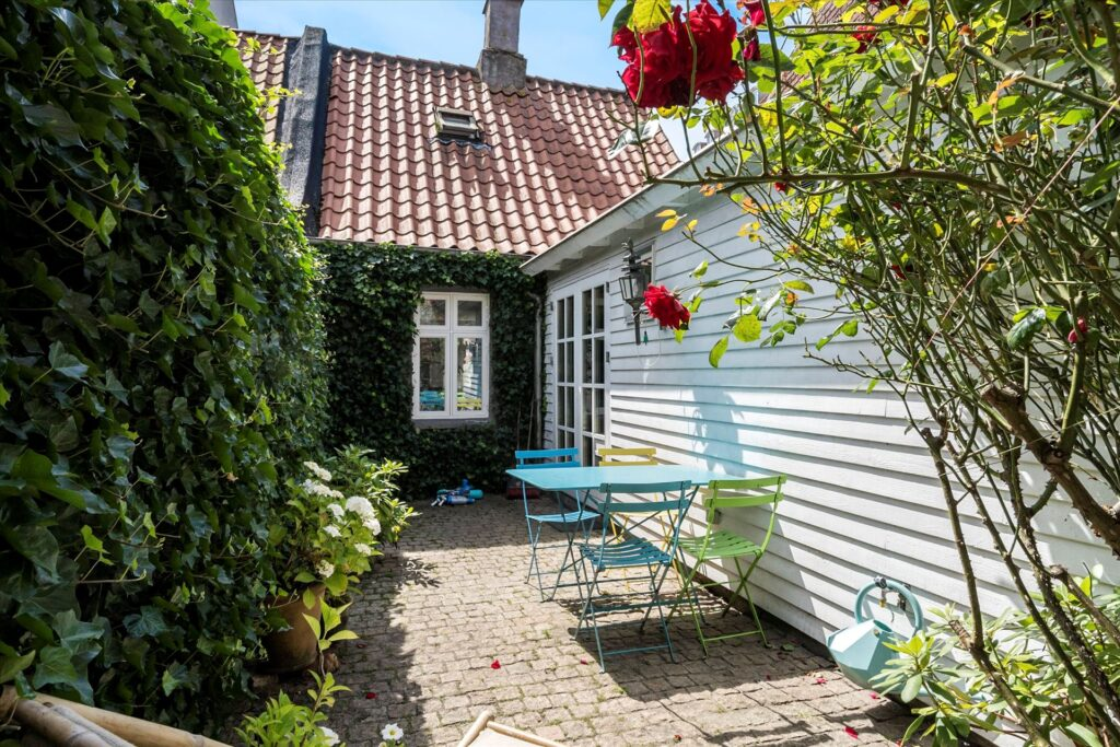 Møllestien 50B til salg, Idyllisk historisk hus i Aarhus