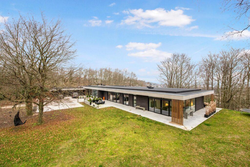 Arkitekttegnet hus i Randers, Modernistisk nybyggeri