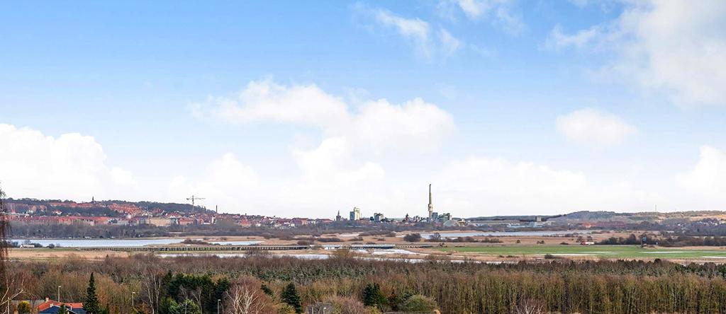 Randers skyline