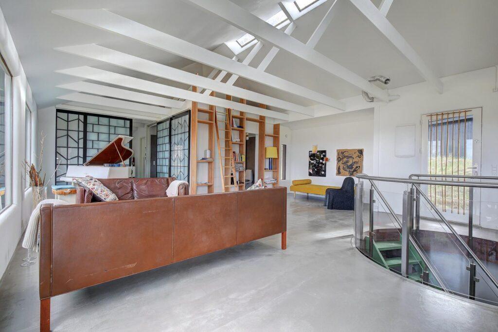 Arkitekttegnet fritidshus i Tisvilde, Arkitekttegnet sommerhus, Arkitekt Tage Lyneborg