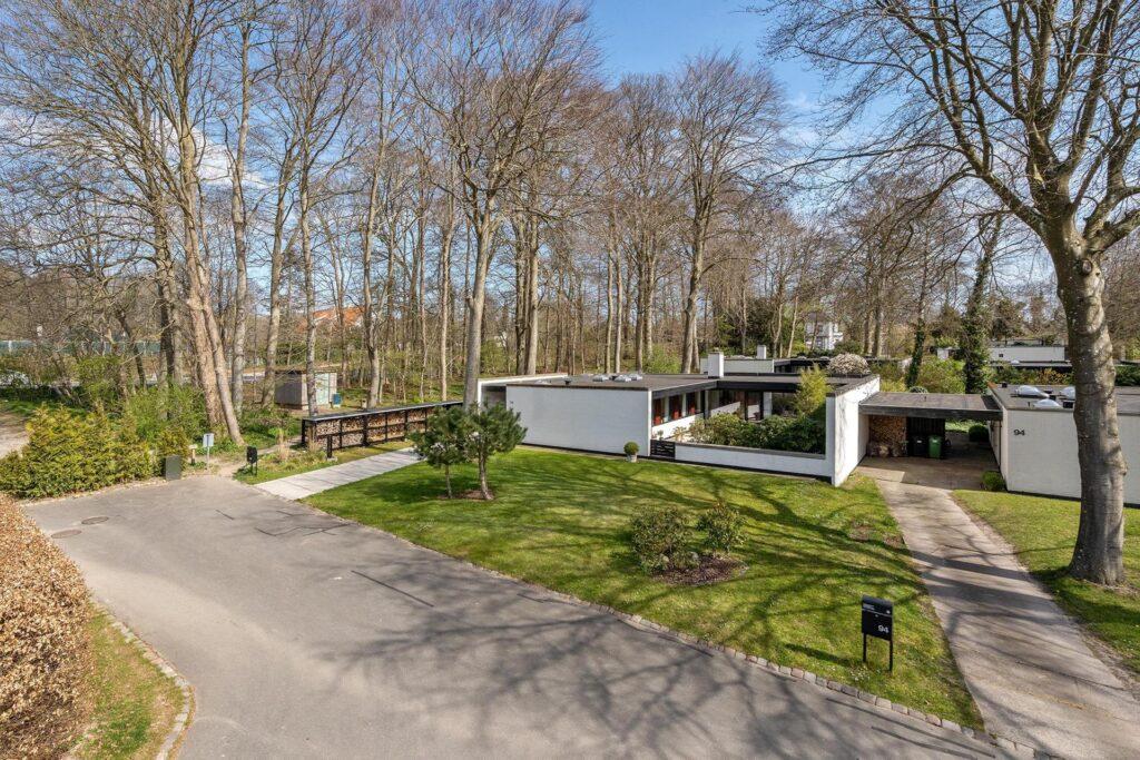 Friis & Moltke villa, Friis og Moltke hus til salg, arkitekttegnet hus til salg