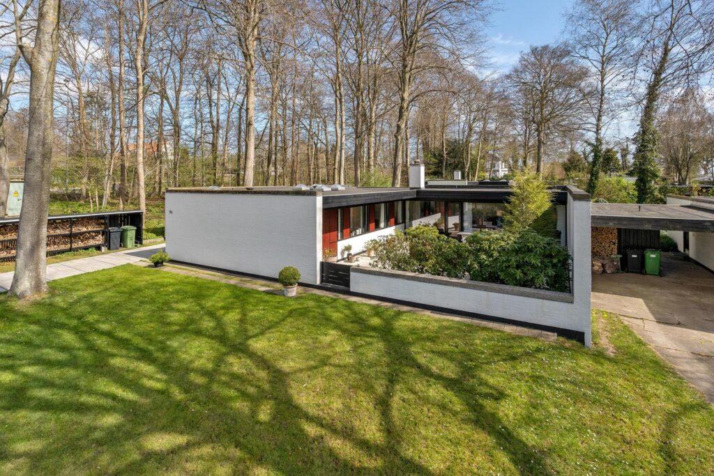 Friis & Moltke villa, Friis og Moltke hus til salg, arkitekttegnet hus til salg,