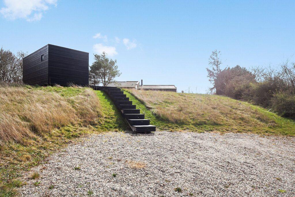 Tiny House som sommerhus, fritidshus ved Slagelse, Stillinge Strand
