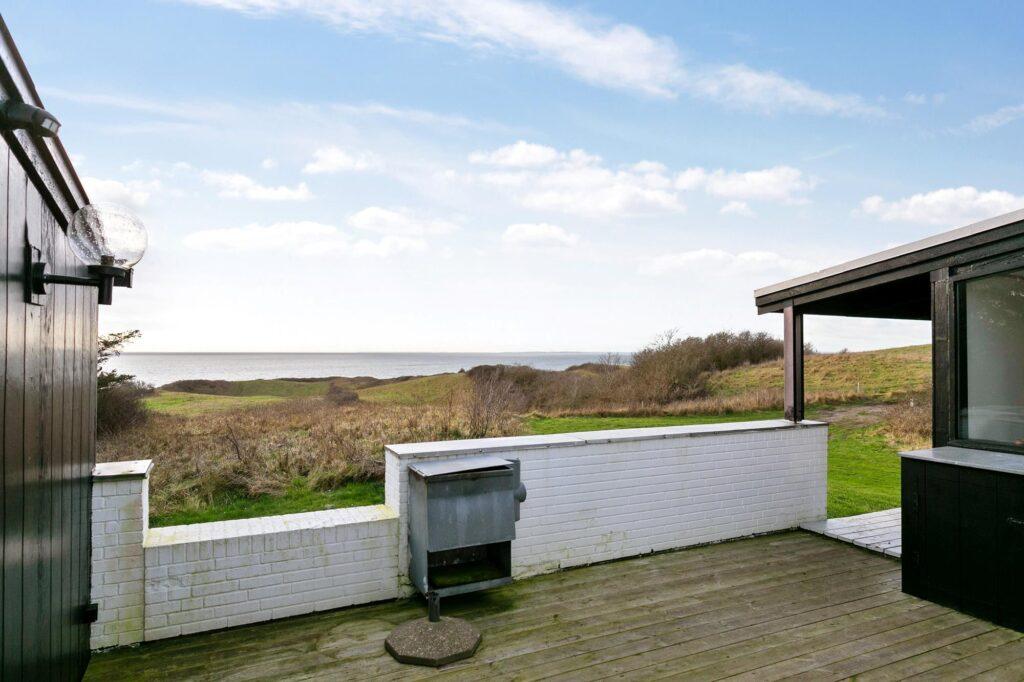 Sommerhus med udsigt på Samsø