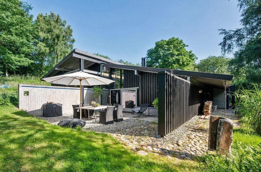 Arkitekt Svend Wichmann villa syd for Aarhus