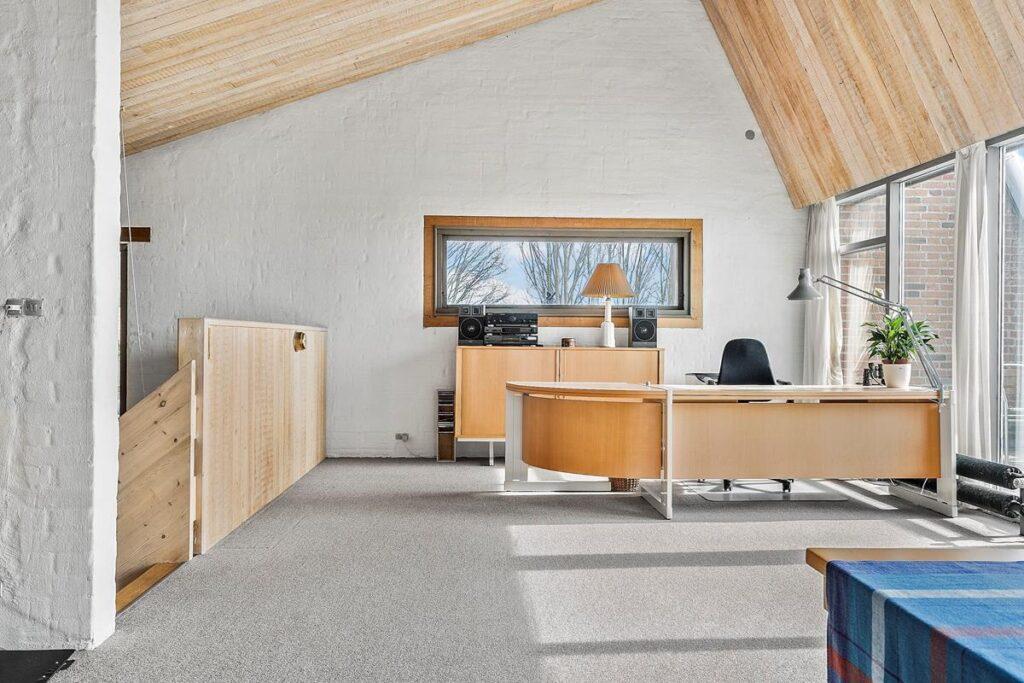 Solklintvej klyngehus interiør, C. F: Møller