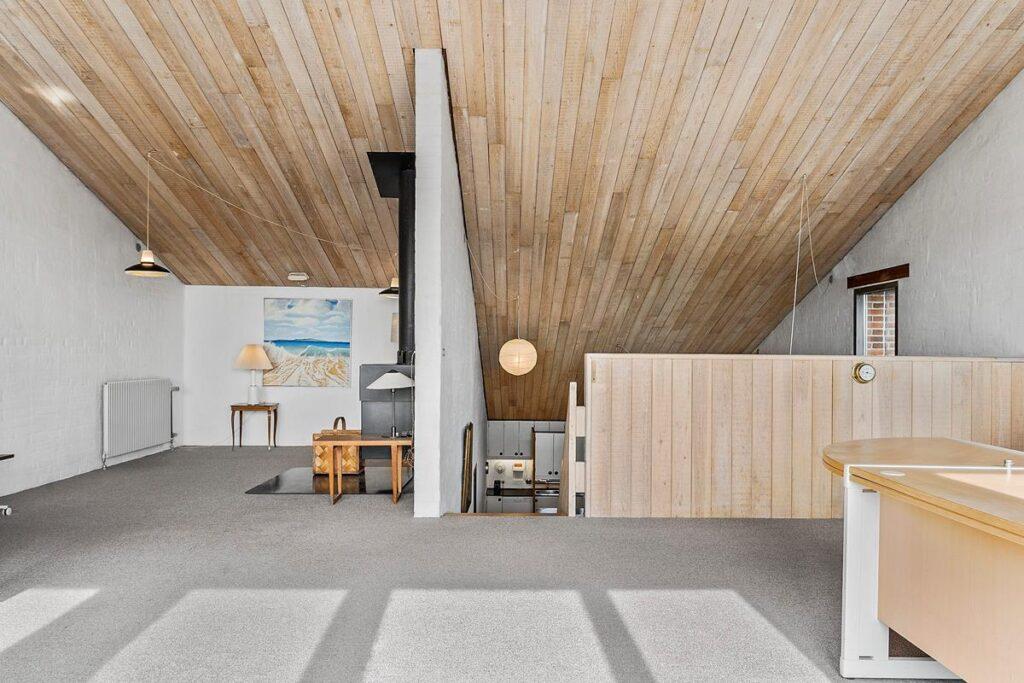 Solklintvej klyngehus interiør
