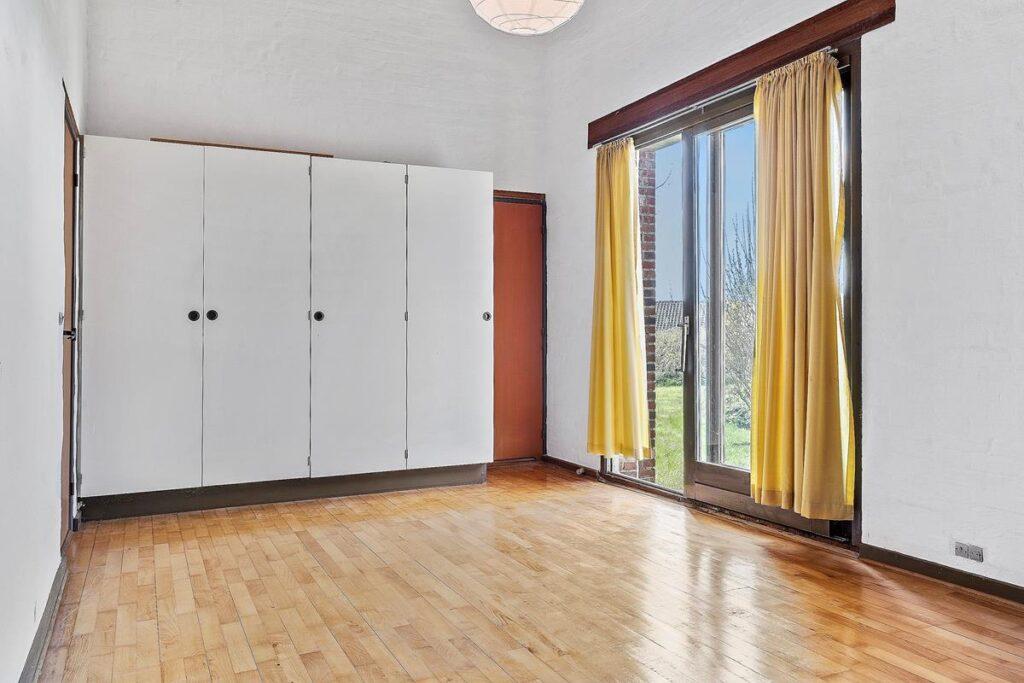 soveværelse, 70'er arkitektur