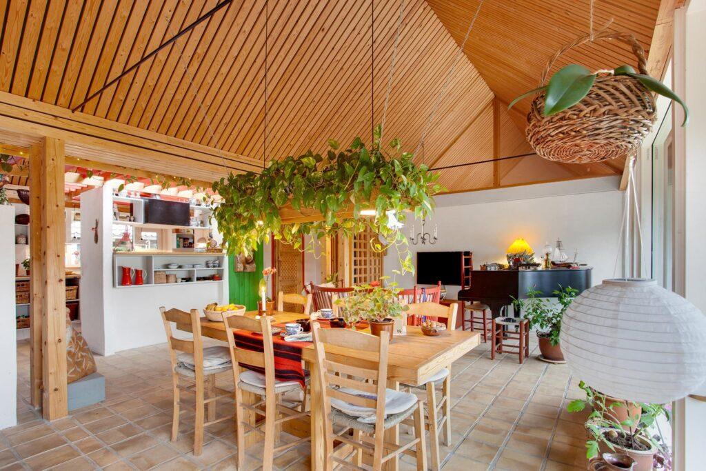 Japandi, fusion af dansk bondehus og japansk arkitektur