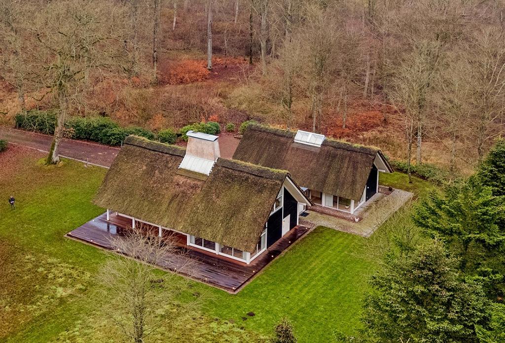 Skovhytte, arkitekttegnet landhus, arkitekttegnet skovhytte, moderne skovhytte, modern cottage