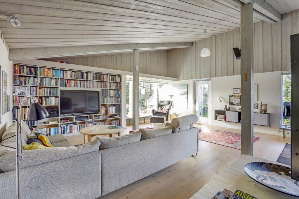 Arkitekttegnet 70er villa, 70er arkitektur