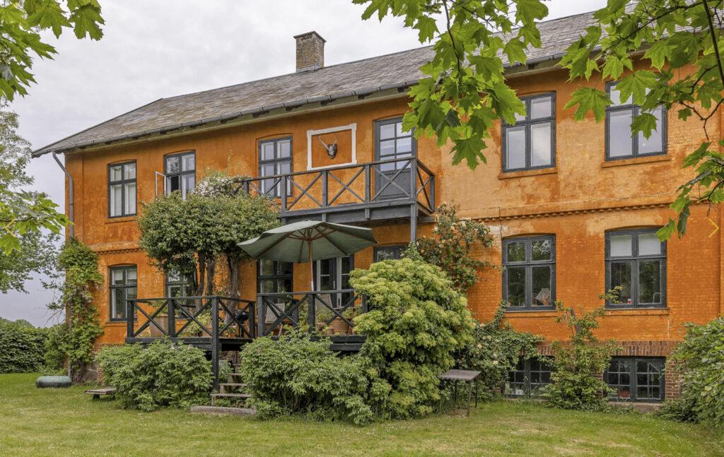 Smukt bevaringsværdigt hus i Gl. Holte, Hus med sjæl, Adam Schnack