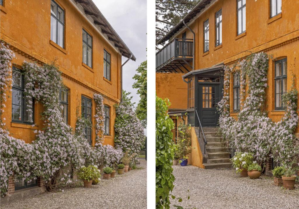 Smukt bevaringsværdigt hus i Gl. Holte, Hus med sjæl, Adam Schnack, flerfamiliehus