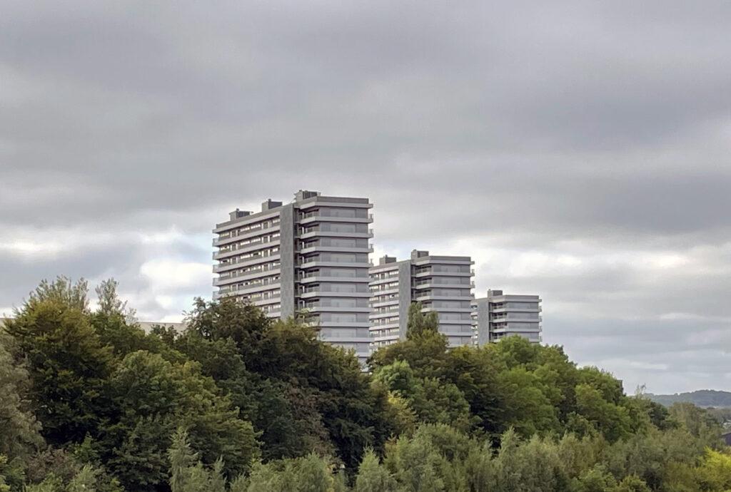 Langenæs Aarhus, Arkitekt Kaj Schmidt